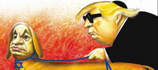 new york times vignetta trump netanyahu