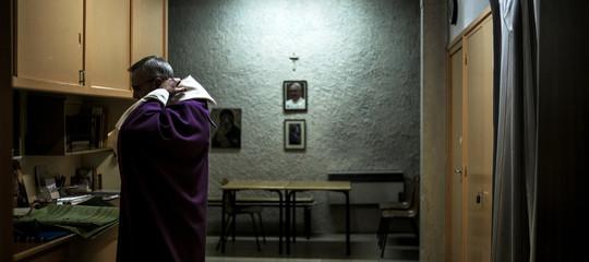 pedofilia risarcimento chiesa Preynat