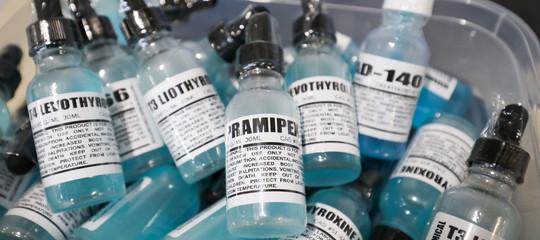 contraffazione medicine rapporto