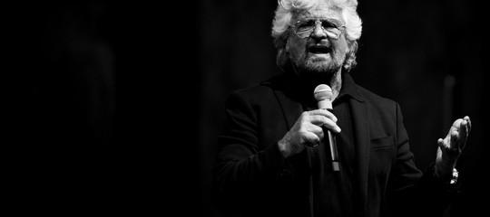 La rinascita del Movimento 5 Stelle spiegata da Beppe Grillo