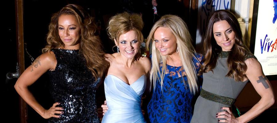 Il regalo delle Spice Girls alla giovane fan malata di cancro