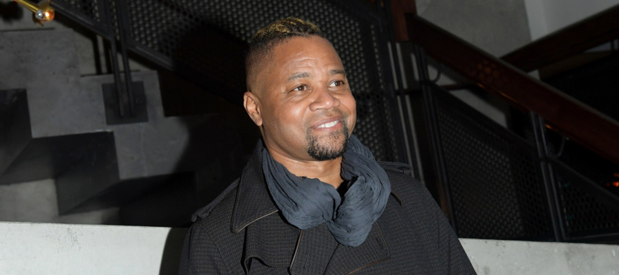 L'attore CubaGoodingjr. accusato di aver palpeggiato il seno a una donna in un bar