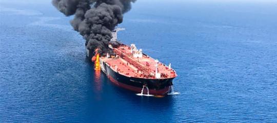 attacco petroliere omansviluppi