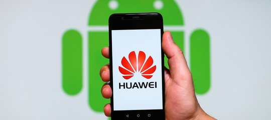 smartphone huawei android q