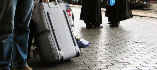 ladri seriali di valigie arrestati