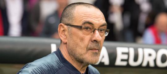 sarri guardiola allenatore juventus