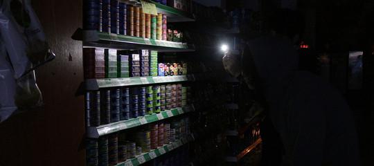 Argentina Uruguay blackout record