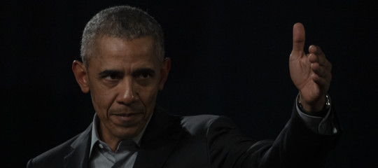 barack Obama Greta thunberg