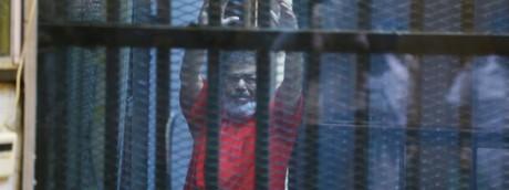 Egitto Morsi ergastolo - afp