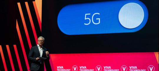 futuro reti 5G italia