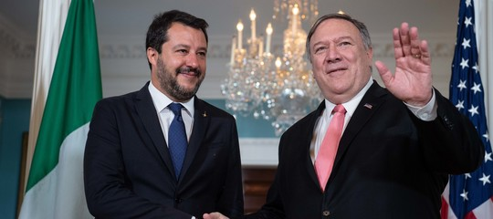 politica estera governo italiano