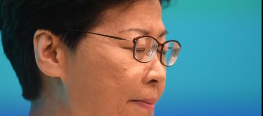 hong kong carrie lam