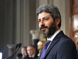 """Prime sanzioni ai lobbisti a Montecitorio. Fico: """"Le regole valgono per tutti"""""""