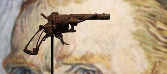 Van Gogh pistola