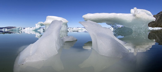 scongelamento ghiacciai veleni virus
