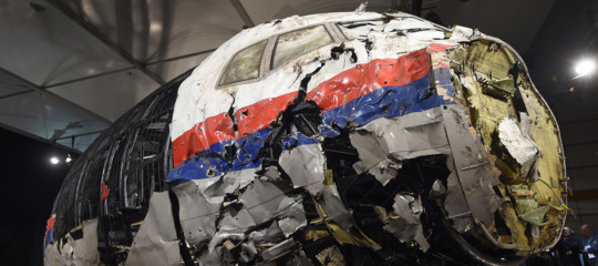 boeing mh17 russi