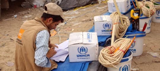 numero rifugiati mondo