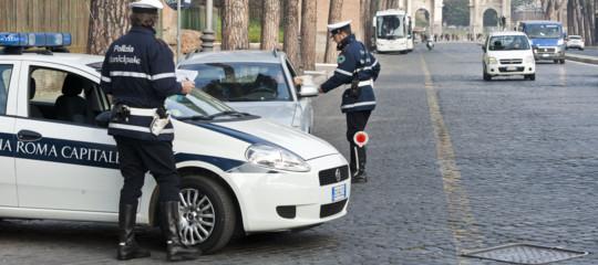 comandante vigili roma pensione