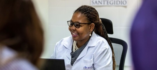 mozambico donne sieropositiveCacildaIsabelMassango
