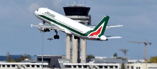 Alitalia sciopero differito