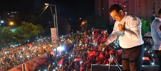 sindaco istanbul