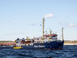 SeaWatch: respinto il ricorso allaCorte europea dei diritti dell'uomo