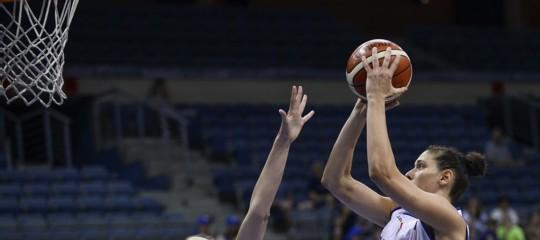italia femminile basket europeo