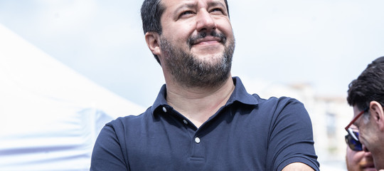 Sea Watch Salvini