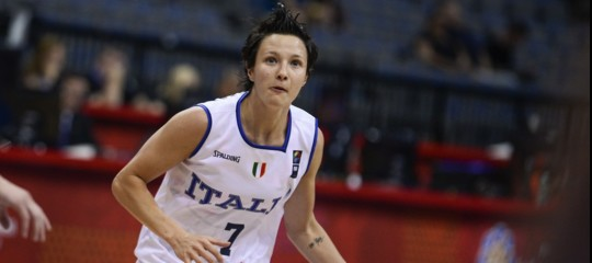 italia turchia basket femminile europeo