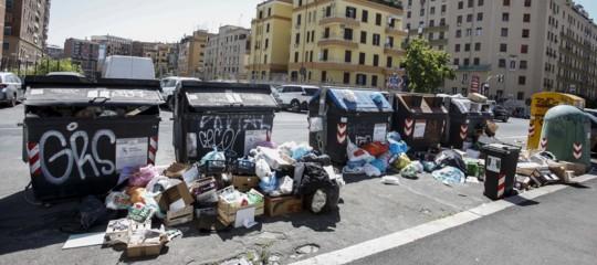 rischio epidemie rifiuti roma