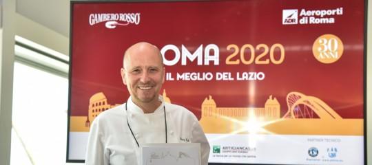 migliori ristoranti roma lazio gambero rosso