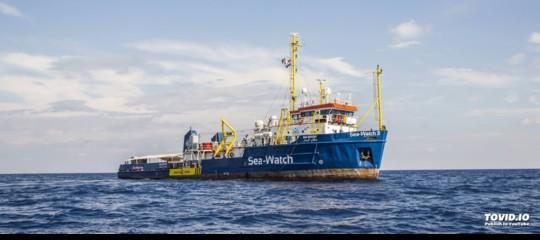 reazioni francia germania sea watch