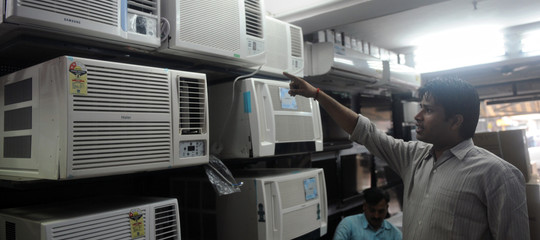 condizionatori aria condizionata consumi domanda