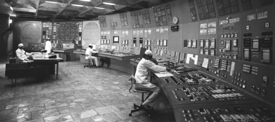 chernobyl reattore nucleare come funziona