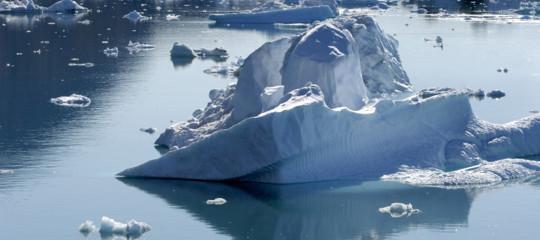 scioglimento ghiacci antartide nuovo studio