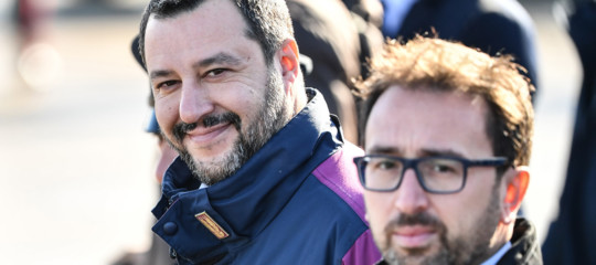 Sea Watch Bonafede salvini rackete