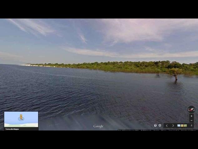 """Google esplora l'Amazzonia con """"Maps Street View"""" nella foresta"""