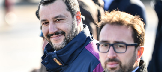 sondaggi lega salvini sea watch