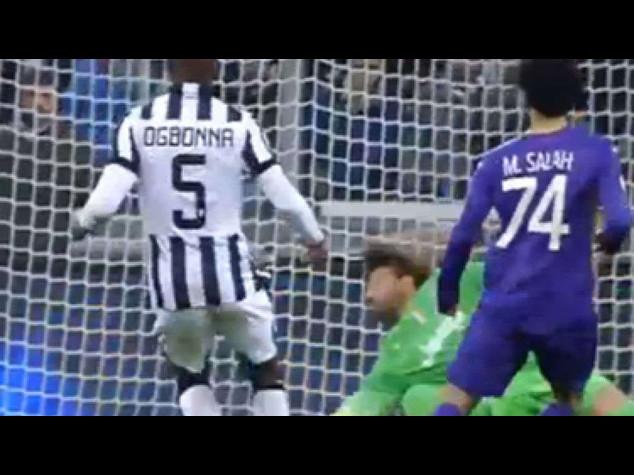 Coppa Italia: Salah show in casa Juve, Fiorentina vede finale