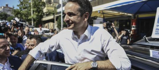 grecia elezioni destra
