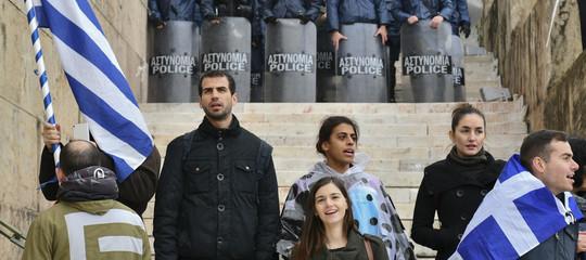 grecia crisi 2009