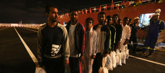 roma tunisirimpatri migranti