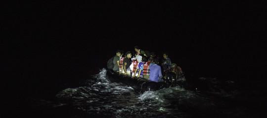 cosa sono micro sbarchi migranti