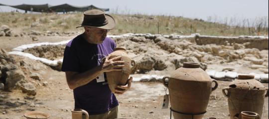israele ritrovata città re davide