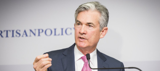 Fed Powell abbassare tassi