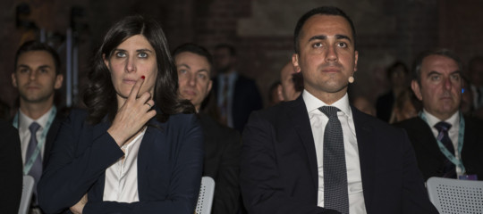 salone auto torino appendino di maio m5s