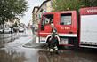 Maltempo 200 interventi vigili del fuoco Roma