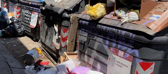 piano rifiuti roma