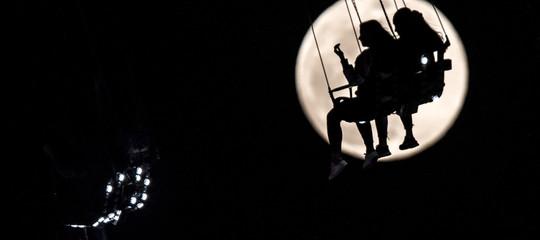 ritorno sulla luna