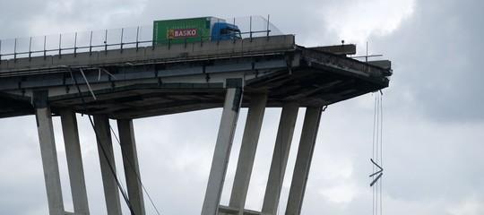 ponte morandi rapporto atlantia